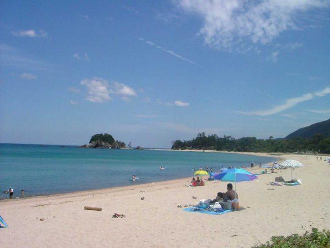 平海水浴場